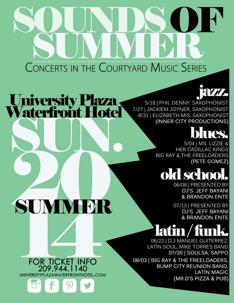Sounds of Summer 2014